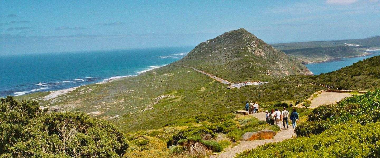 Een rondreis door Zuid-Afrika begint in Kaapstad