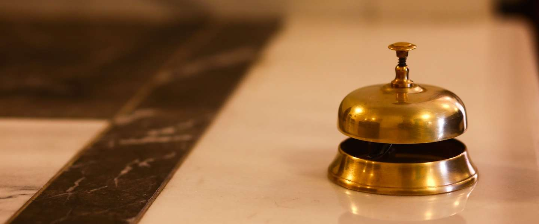 De toekomst van hotels: kamers openen met je smartphone