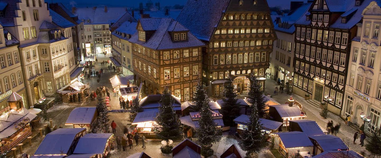 De leukste kerstmarkten van Duitsland vind je in Nedersaksen