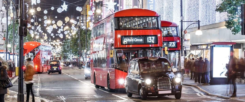 Kerstshoppen in Londen: hier moet je zijn!