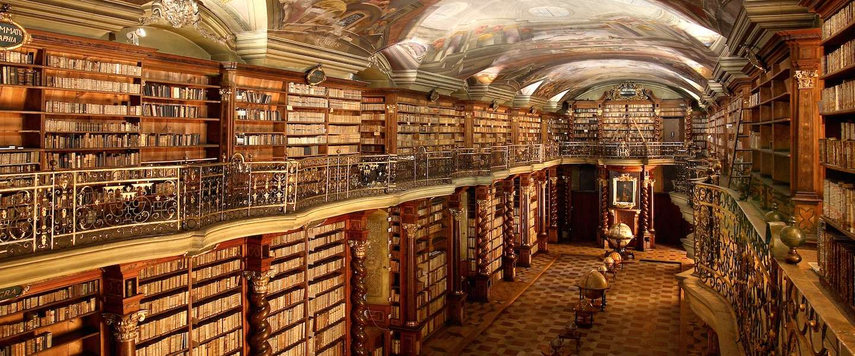 Eén van de mooiste plekjes van Praag: het Clementinum