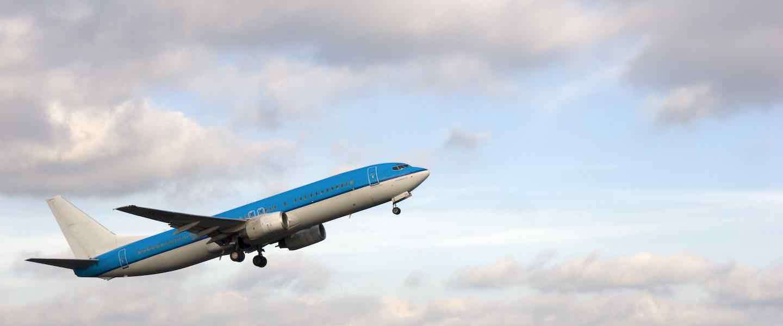 KLM heeft een primeur: vliegen op synthetische brandstof