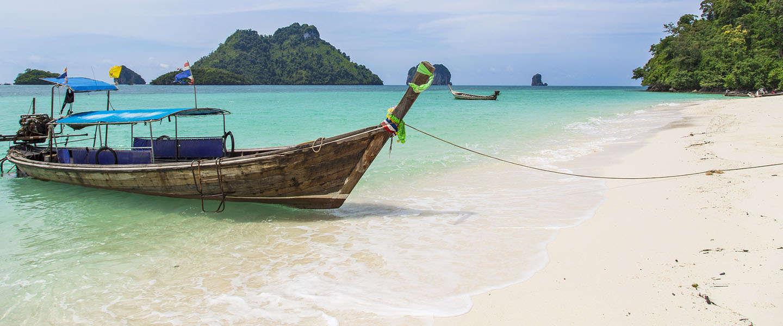 Koh Tachai, een van de mooiste eilanden van Thailand, dicht voor toeristen