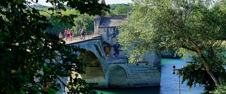 Les Luminessences d'Avignon, lichtspektakel van de buitencategorie