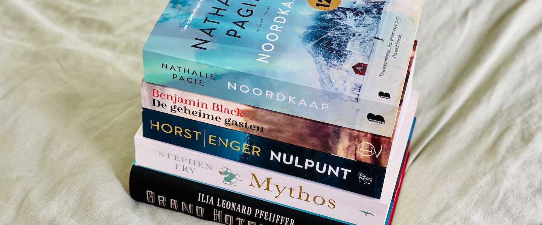 5 X leuke boeken voor in je hangmat