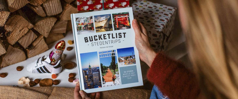 Het leukste sinterklaascadeau van 2019: Bucketlist Stedentrips