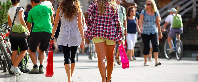 Belastingvrij shoppen in Livigno, Italië