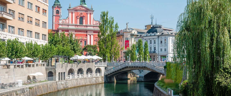 Dit wil je doen in Ljubljana: een stedentrip vol verrassingen