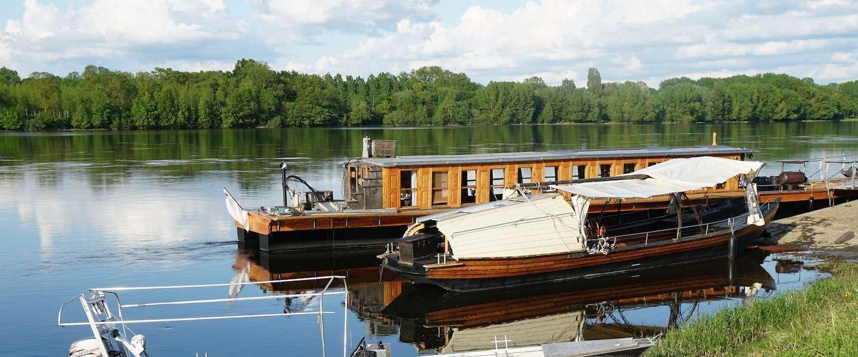 Ontdek de Loire Vallei per boot of per fiets!