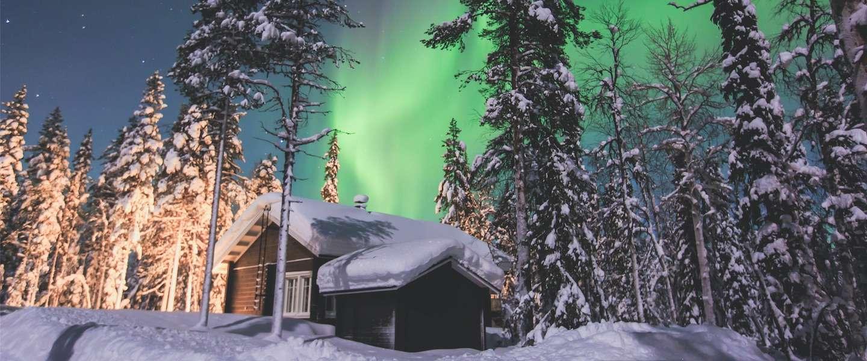 8 magische foto's van het noorderlicht in Lapland