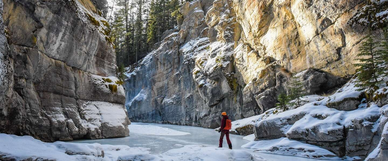 Maligne Canyon: ontdek deze waanzinnig mooie kloof in Canada
