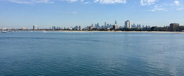 Melbourne: het backpackende leven in St Kilda