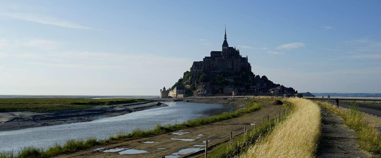 De abdij van Mont Saint-Michel: labyrint met verborgen schatten