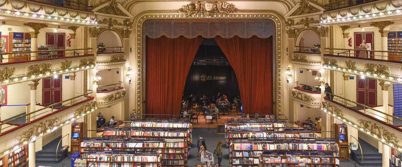 Dit zijn de acht mooiste boekwinkels ter wereld