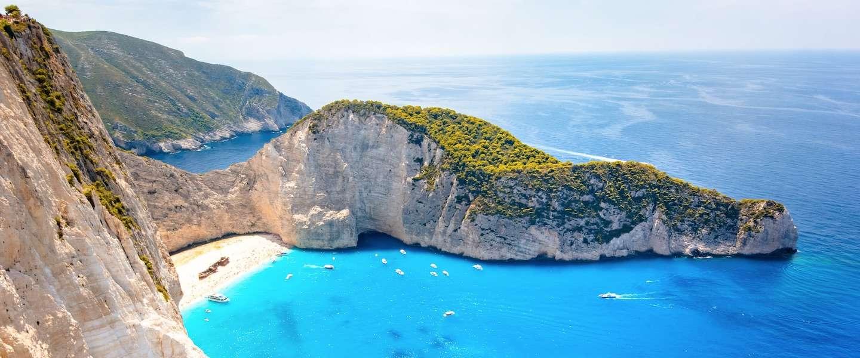Op deze vier Griekse eilanden vind je de mooiste natuur!