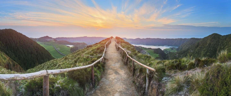 12 foto's die je de mooiste natuur van de Azoren laten zien