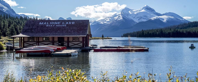 De vijf mooiste plekken in de Rocky Mountains