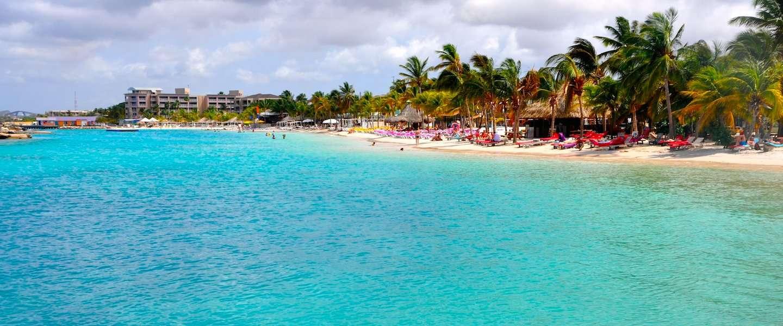 De top 5 mooiste stranden van Curaçao