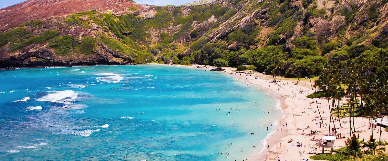 Dit zijn de mooiste stranden van Hawaii op Oahu
