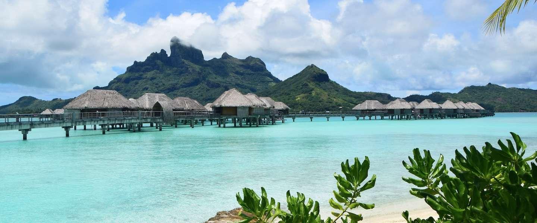 Dit zijn de vijf mooiste tropische eilanden