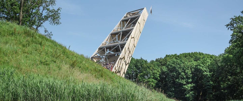Dit zijn de 7 mooiste uitkijktorens van Nederland