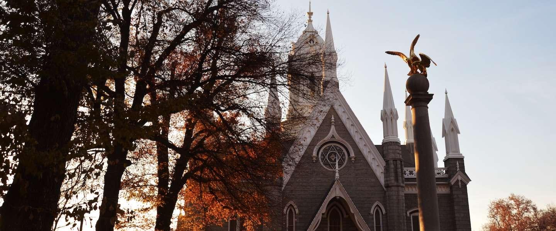 Hoe de mormonen onlosmakelijk met Salt Lake City verbonden zijn