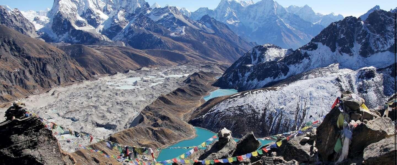 Zo spectaculair is de natuur in Nepal in 15 foto's