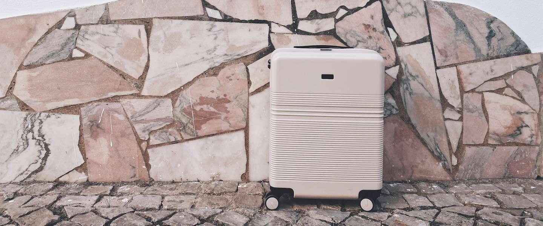 Met deze mooie én duurzame koffer wil je nú op reis