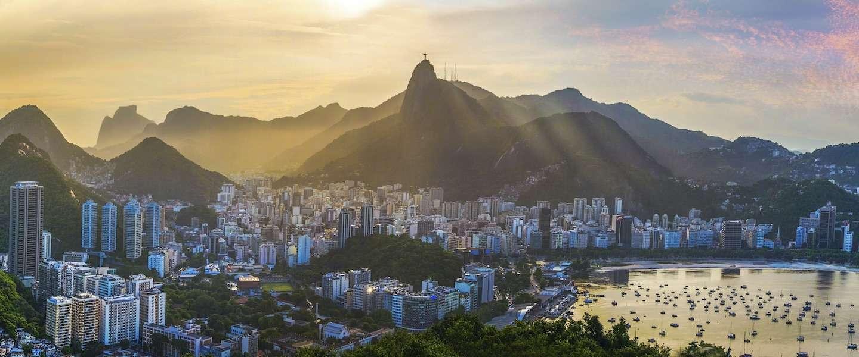 Rio de Janeiro maakt zich klaar voor de Olympische Spelen