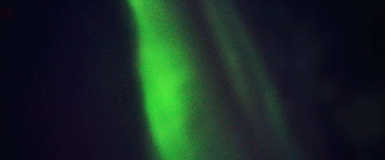 Op jacht naar het noorderlicht in het noorden van IJsland