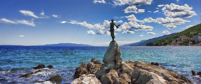Ontdek Opatija: de gezondste badplaats van Kroatië