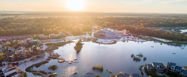 Dit unieke vakantiepark ligt dichtbij Parijs én bij Disneyland