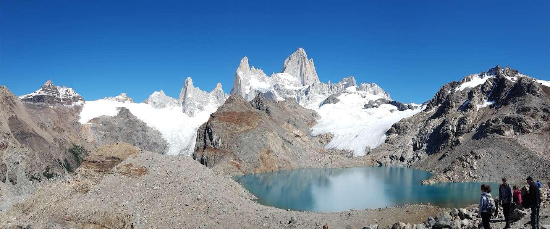 Wegdromen bij het allermooiste van Patagonië