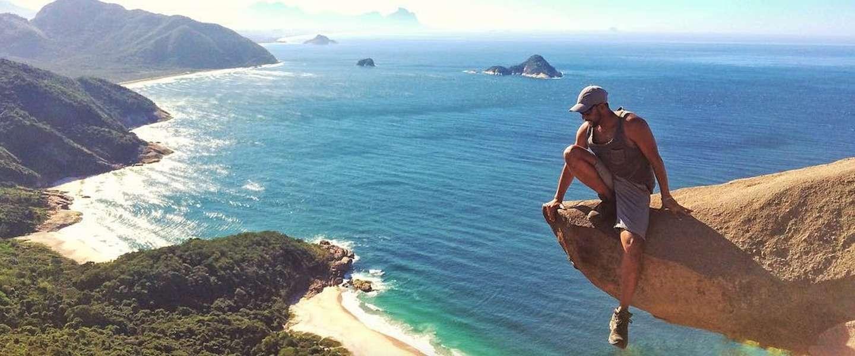 Pedra Do Telégrafo: de beroemde rots van Instagram