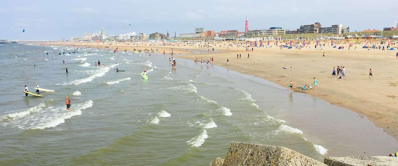 De populairste stranden van Nederland