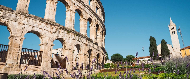 5 redenen om Istrië te ontdekken vanuit Pula