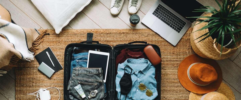Ik ga op reis en ik laat thuis: een afgevinkte checklist