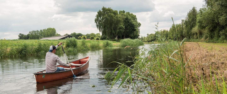 Doe een rondje Boxtel: kanoën over de Dommel