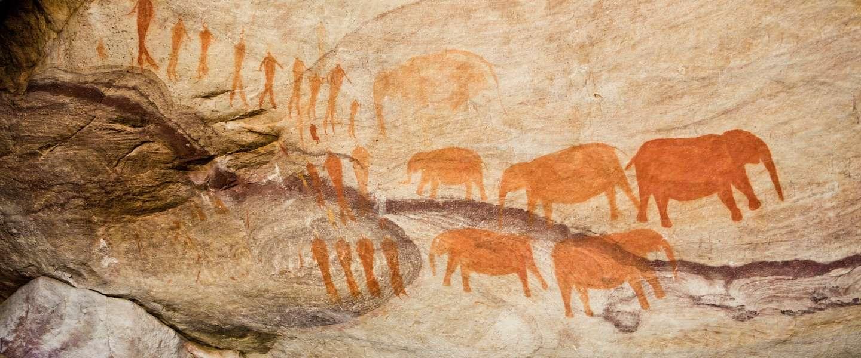 Op Borneo is mogelijk de oudste rotstekening ter wereld ontdekt