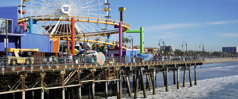 Santa Monica Pier: het leukste plekje van LA