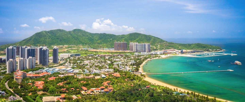Sanya: een stukje Hawaii in China