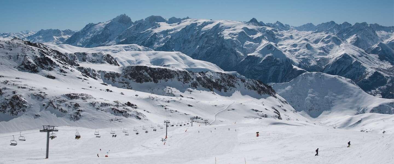 Zo tof is de Sarenne in Alpe d'Huez, de langste zwarte piste ter wereld