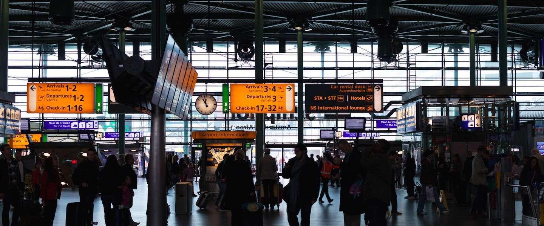 Luchthaven Schiphol is de tweede van de wereld