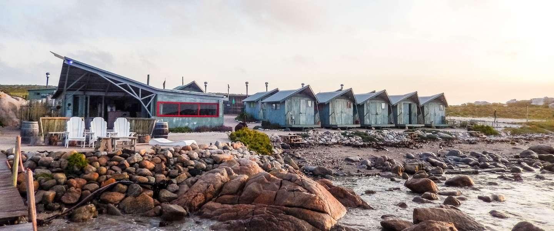 Dé hidden gem van de Zuid-Afrikaanse Westkust: toevluchtsoord Sea Shack