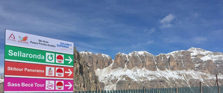 Sella Ronda: dé skitour voor op je bucketlist