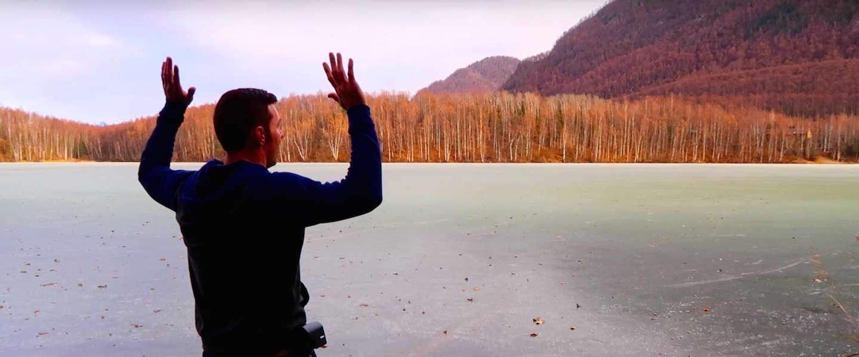 Singing Lake: dit meer in Alaska maakt muziek