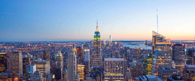 De 5 beste plekken voor het uitzicht op de skyline van New York