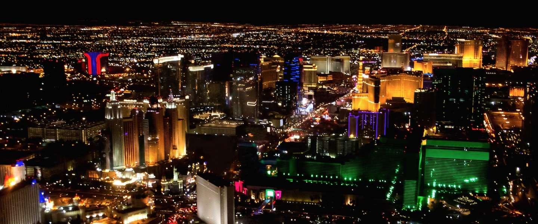 Slotzilla: ziplinen door Las Vegas
