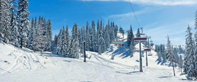 Jochbahn in Brixen im Thale is de snelste stoeltjeslift ter wereld