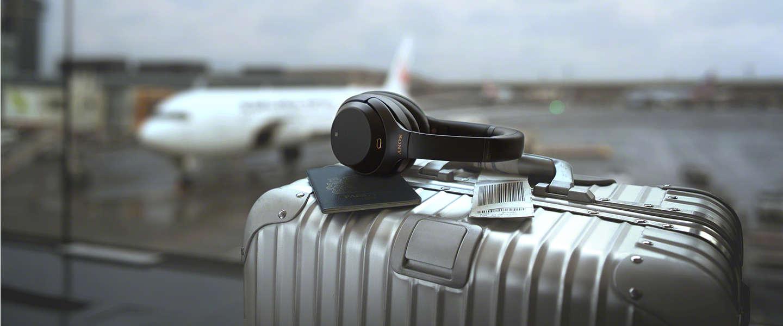 Welke koptelefoon met ruisonderdrukking kies jij als je op reis gaat